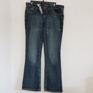 Amethyst Jeans - Bootcut Size 13